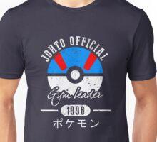 JOHTO Gym Leader  Unisex T-Shirt
