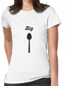Big Spoon Womens Fitted T-Shirt
