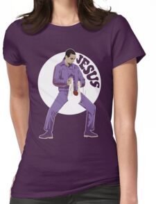 The Jesus - The Big Lebowski Womens Fitted T-Shirt