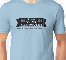 Y2K Survivor Unisex T-Shirt