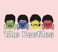 The Beatles/Beetles One Piece - Short Sleeve