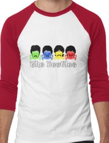 The Beatles/Beetles Men's Baseball ¾ T-Shirt