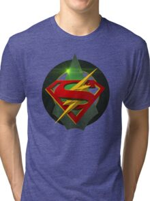 SuperArrowFlash Tri-blend T-Shirt