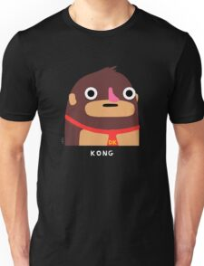 Kong (white text) Unisex T-Shirt