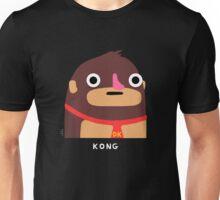 Kong (white text) Unisex T-Shirt