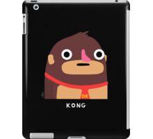 Kong (white text) iPad Case/Skin