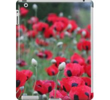 Poppies! iPad Case/Skin