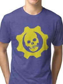 Vault - Tec COG Tri-blend T-Shirt