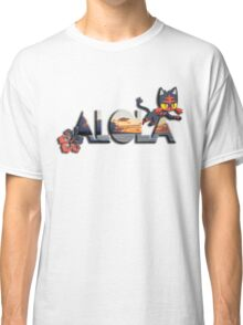 Aloha from Alola - Litten Classic T-Shirt