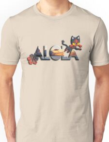 Aloha from Alola - Litten Unisex T-Shirt