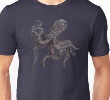 ROBOT OCTOPUS Unisex T-Shirt