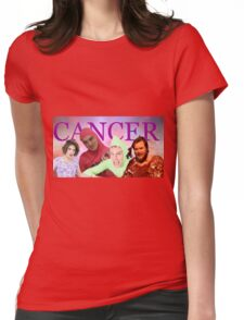 iDubbbz, Filthy Frank (Joji), MaxMoeFoe, Anything4Views CANCER Womens Fitted T-Shirt