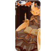 Bookish Bat iPhone Case/Skin