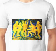 Before The Storm Stops, Dance in The Snow 1 Unisex T-Shirt