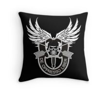 De oppresso liber Special Forces Throw Pillow