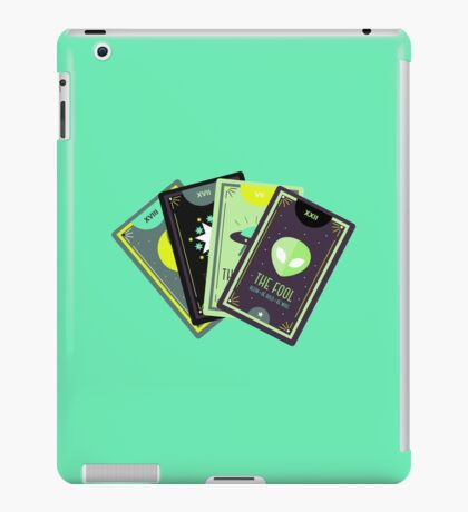 Alien Tarot iPad Case/Skin