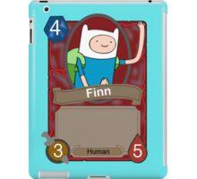 Adventure time Hearthstone iPad Case/Skin
