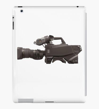 TV Camera iPad Case/Skin
