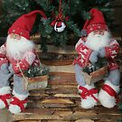 Merry Christmas 1 by annalisa bianchetti