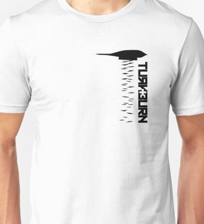 B2 Bombs Away (Black) Unisex T-Shirt