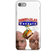 Darmok and Jalad go to Tanagra iPhone Case/Skin