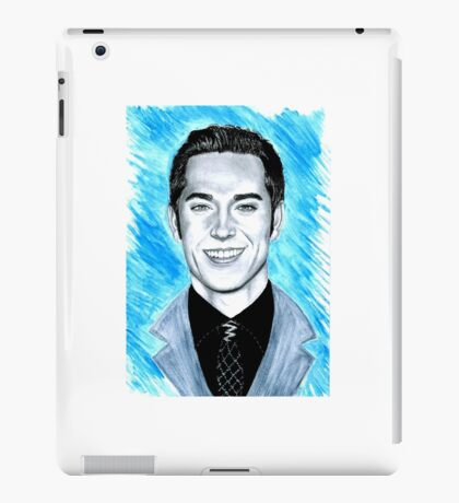 Zachary Levi iPad Case/Skin