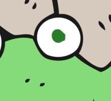 cartoon fly Sticker