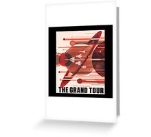 TGT 100 Greeting Card