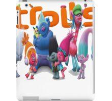 Trolls Movies iPad Case/Skin