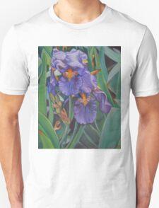 Iris for the Autumn Unisex T-Shirt