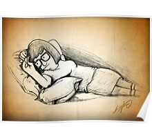 Tina Belcher (Draw Me Like One of Your French Girls) Poster Poster