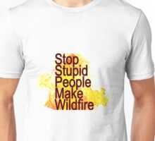 tennessee wildfire Unisex T-Shirt