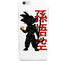 Get All Seven - Goku Dragon Ball iPhone Case/Skin