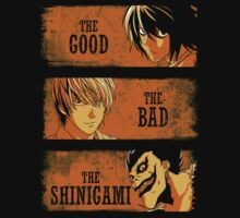 The Good, the Bad and the Shinigami by ddjvigo