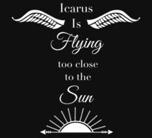 Icarus is Flying by Allyson Reynolds