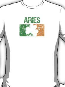 Aries Surname Irish T-Shirt