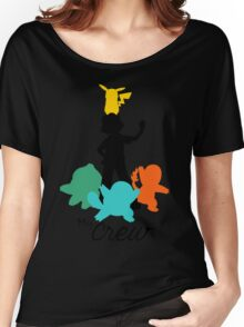 My crew Women's Relaxed Fit T-Shirt