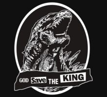 God Save the King by ddjvigo