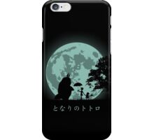 My Neighbor and friend iPhone Case/Skin