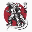 The last Kaiju by ddjvigo