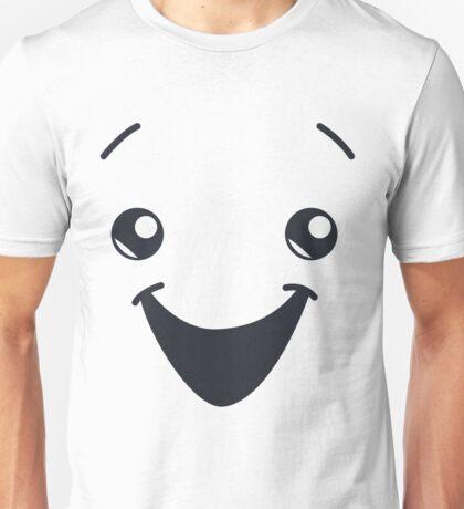 Ecstatic face - Emotions Unisex T-Shirt