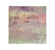 Sunset Impressionistic Landscape Design Scarf