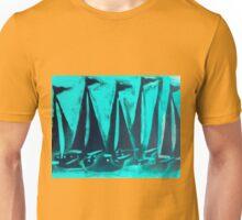 Yacht Regatta Dark Unisex T-Shirt