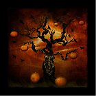 The Hallowe'en Tree (2) by Lydia Marano