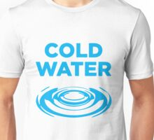 Cold Water Sky Blue Unisex T-Shirt