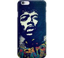 Jimmy Hendrix iPhone Case/Skin
