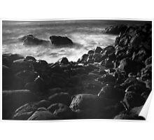 The Dark Rocks Poster