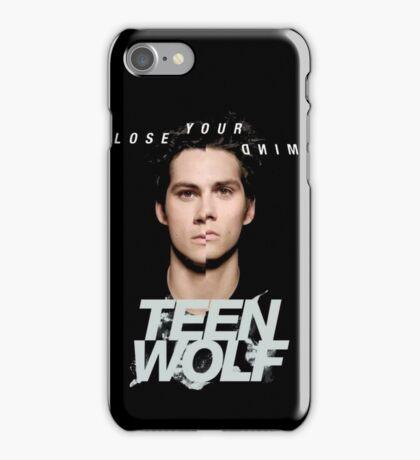 stiles teen wolf iPhone Case/Skin