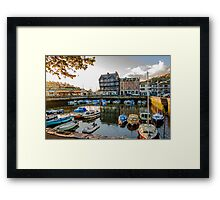 Dartmouth Beauty, Devon, England Framed Print