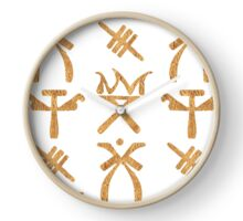 GoldEgypt Clock